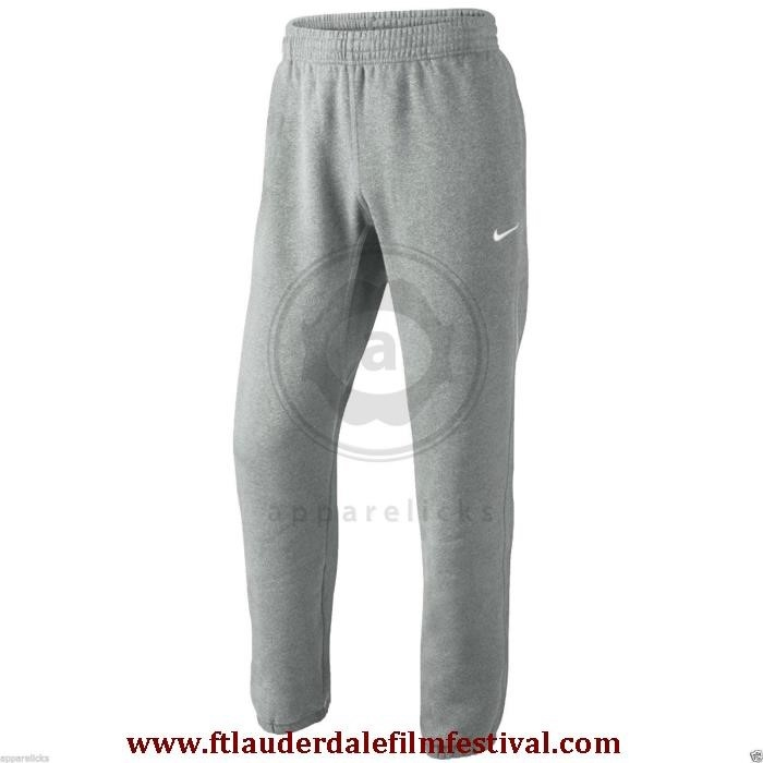 Nike Tracksuit Black And Grey