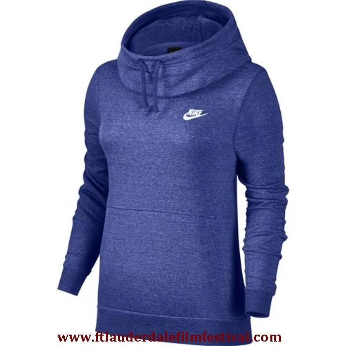 Nike Hoodies For Women Blue